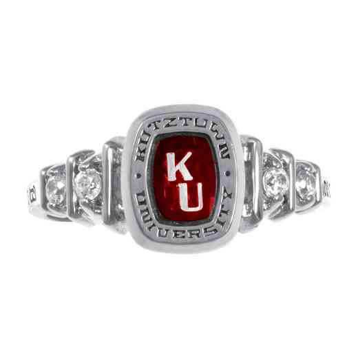 Kutztown University Women's Highlight Ring