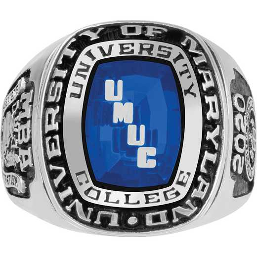 University of Maryland University College Asia Men's Legend Ring
