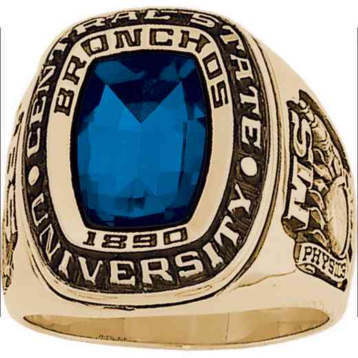 East Tennessee State University Gatton College of Pharmacy Men's Legend Ring