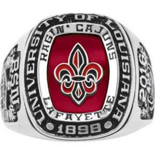University of Louisiana at Lafayette Men's Legend Ring