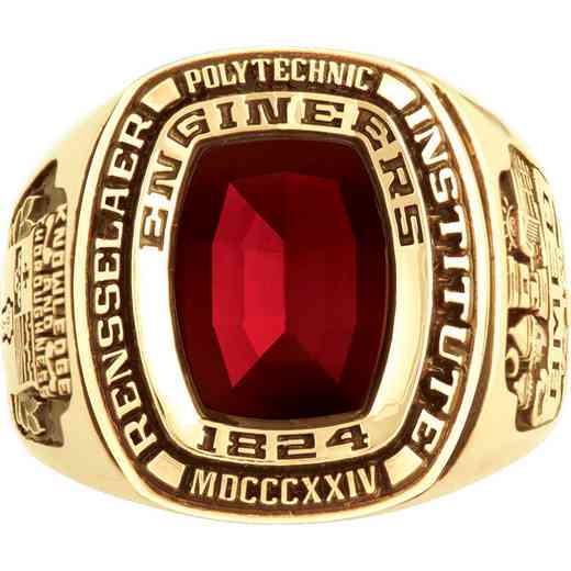 Rensselaer Polytechnic Institute Class of 2015 Men's Legend Ring