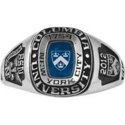 Columbia University Lady Legend Ring