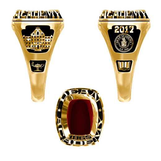 Dean Academy Women's Lady Legend Ring
