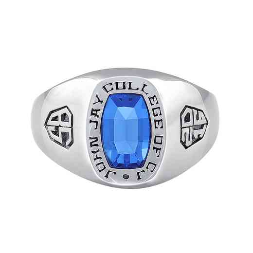 John Jay College of Criminal Justice Monarch Ring