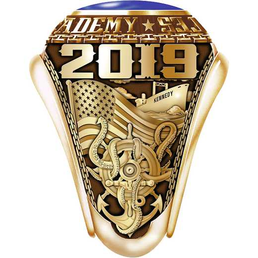 Massachusetts Maritime Academy 2019 Ring