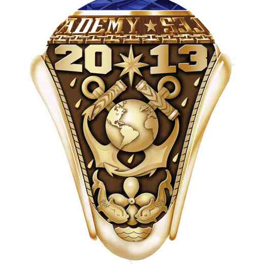 Massachusetts Maritime Academy 2013 Ring