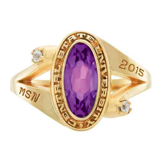New York University Women's Symphony Ring