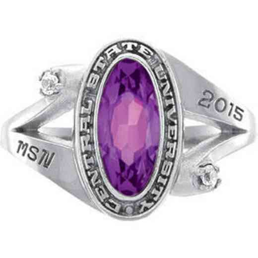 New York University Stern School of Business Symphony Ring