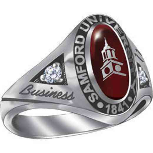 Samford University Women's Signature Ring