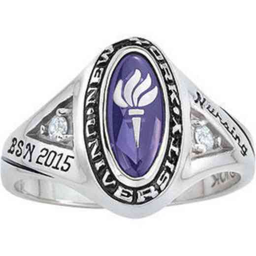 New York University Stern School of Business Signature Ring