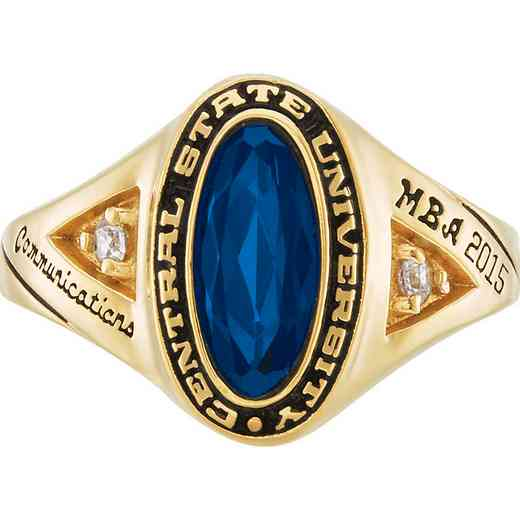 East Tennessee State University Gatton College Of Pharmacy Fashion Ring