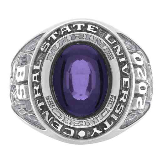 New York University Stern School of Business Galaxie I Ring