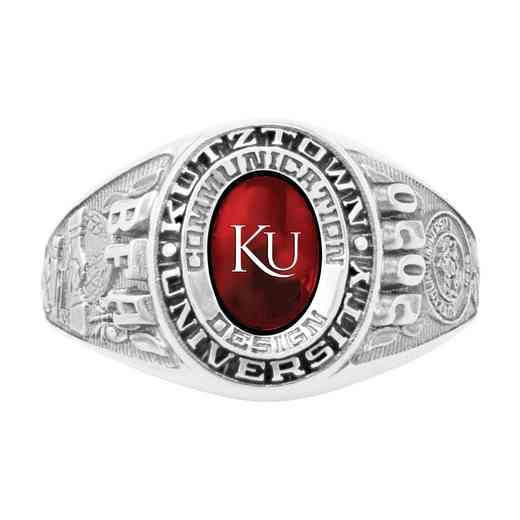 Kutztown University Women's Galaxie II Ring