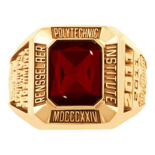 Rensselaer Polytechnic Institute Class of 2011 Men's Carnegie Ring