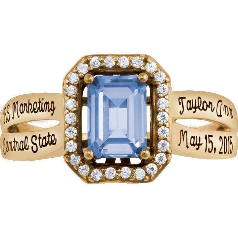 Multi-Choice Standard Women's Inspire Ring