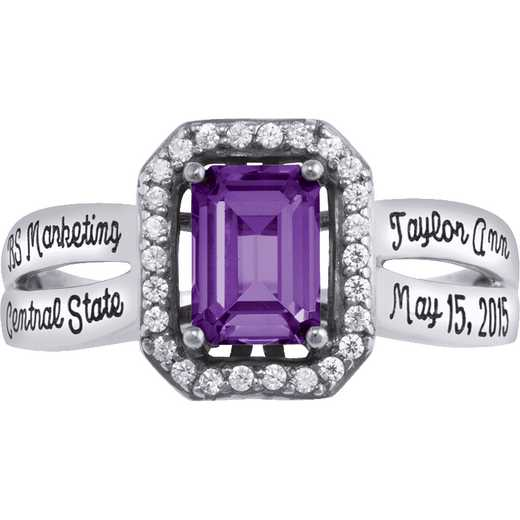 New York University Stern School of Business Inspire Ring
