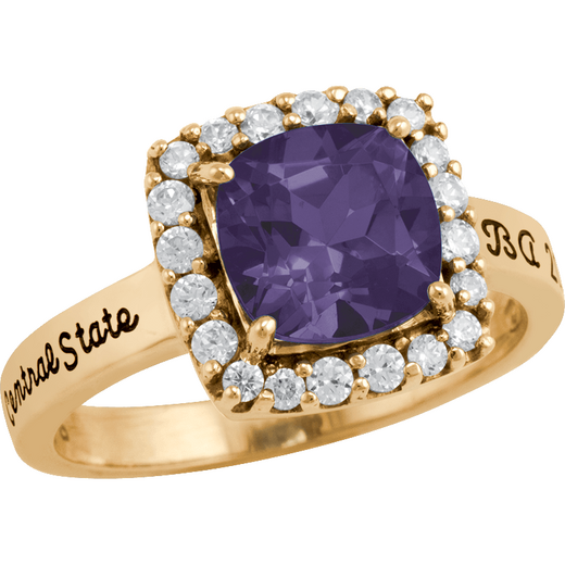 New York University Stern School of Business Embrace Ring