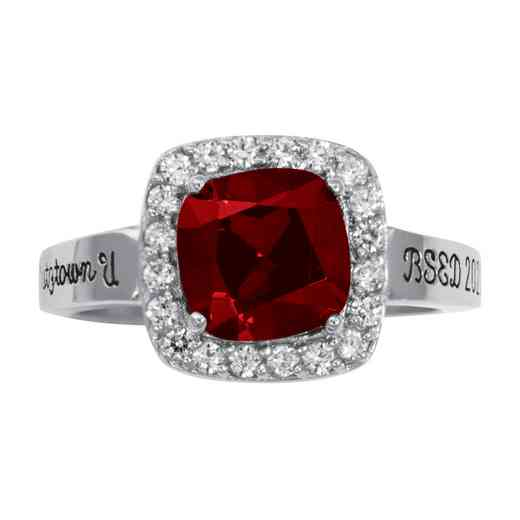 Kutztown University Women's Embrace Ring
