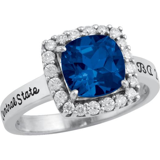 Southern New Hampshire University Women's Embrace Ring
