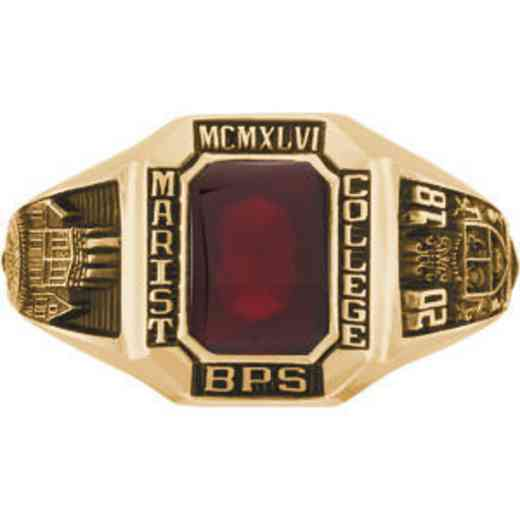 Marist College Women's Official 1946M Ring