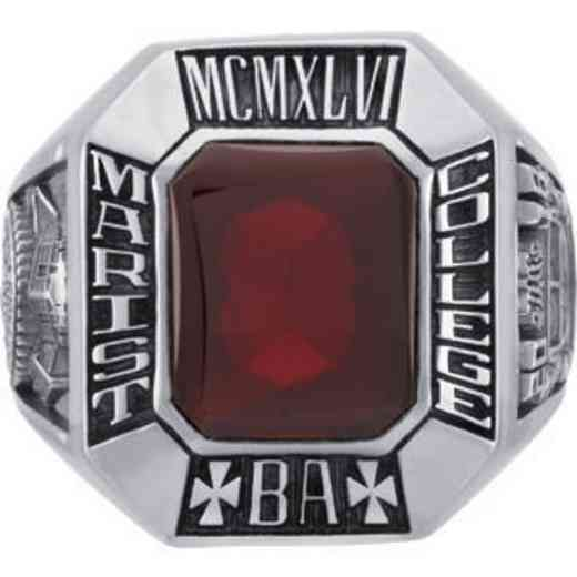 Marist College Men's Official 1946Xl Ring