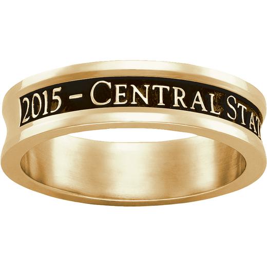 John Jay College of Criminal Justice Departure II Ring