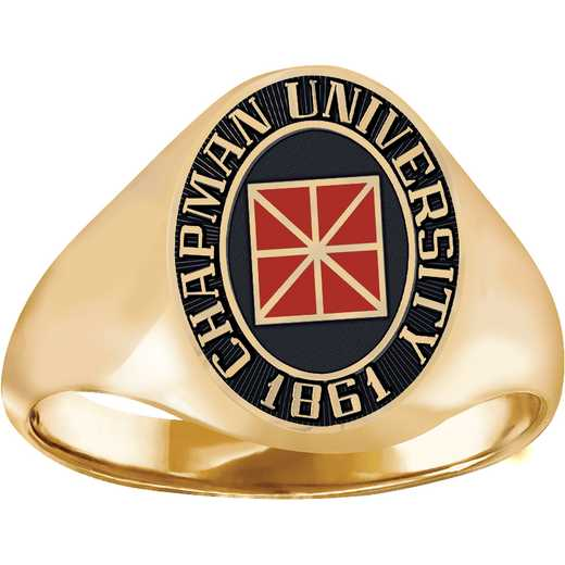 Chapman University Men's Signet Ring