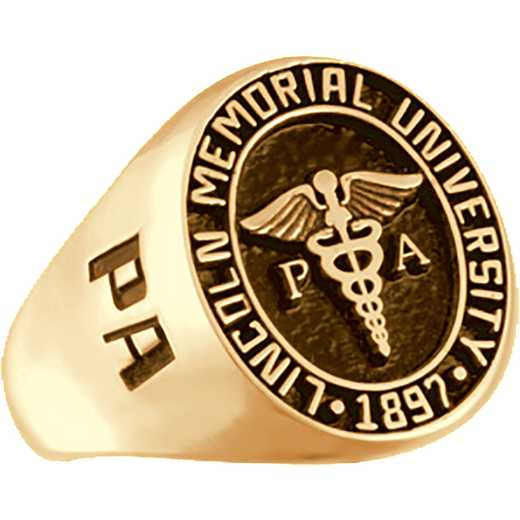Lmu Debusk College of Osteopathic Medicine Men's Pa Signet Ring