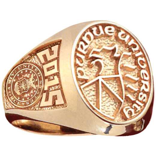 Purdue University ROTC Men's Signet Ring