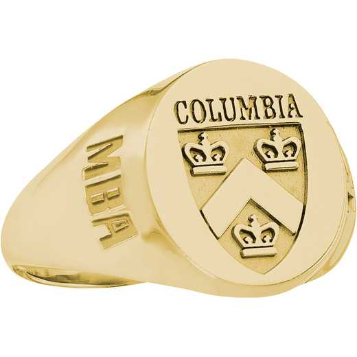 Columbia University Men's Signet