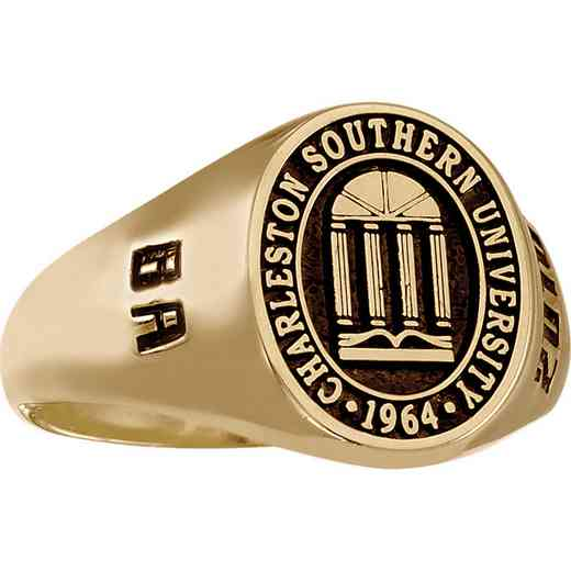 Charleston Southern University Women's Oval Signet