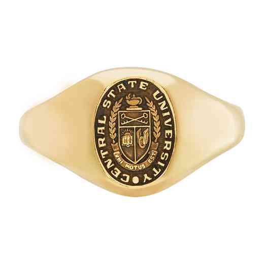 Wayne State University Women's Small Signet Ring