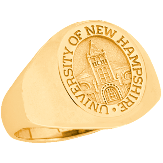 UNIVERSITY of NEW HAMPSHIRE OFFICIAL Women's Signet Ring