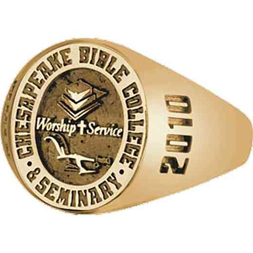 Chesapeake Bible College & Seminary Women's Signet Ring