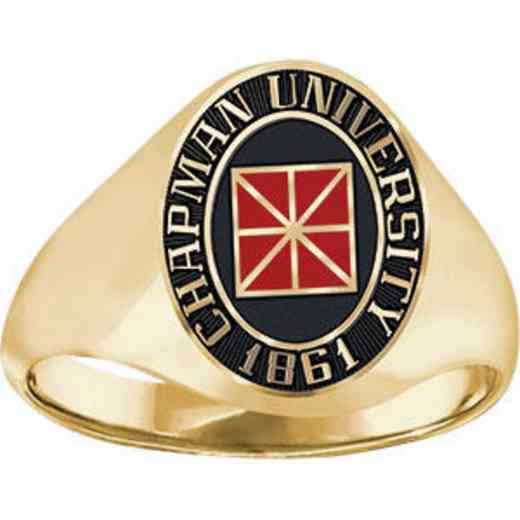 Chapman University Women's Signet Ring