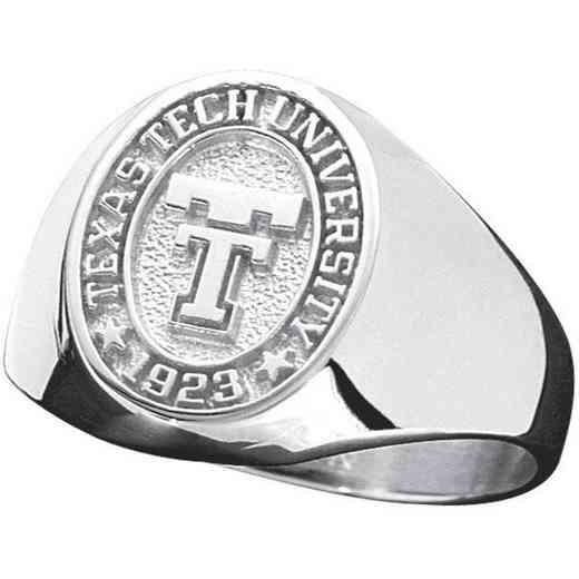 Texas Tech University Health Sciences Center Lubbock-TX Women's Small Signet Ring