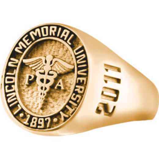 Lmu Debusk College of Osteopathic Medicine Women's Pa Signet Ring