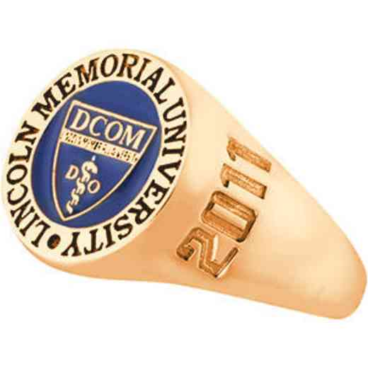 Lmu Debusk College of Osteopathic Medicine Women's Do Signet Ring
