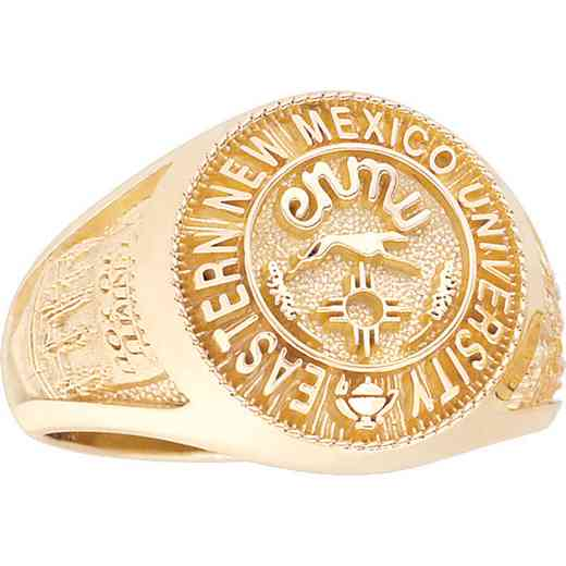Eastern New Mexico University Women's Small Signet Ring