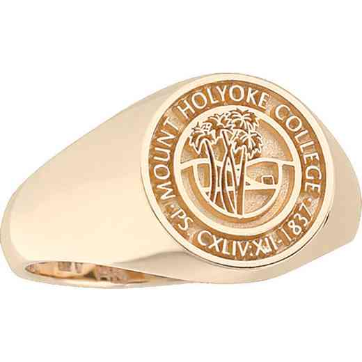 Mount Holyoke College Class of 2014 Women's Signet Ring