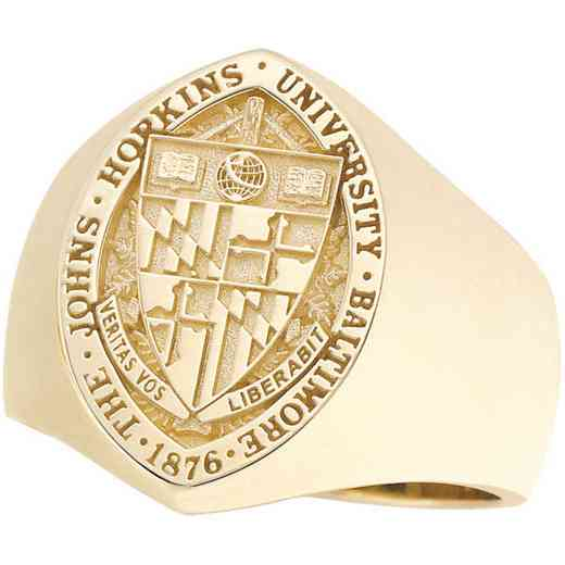 Johns Hopkins University Baltimore-MD Men's Signet Ring