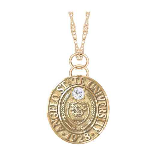 Angelo State University Women's Pendant