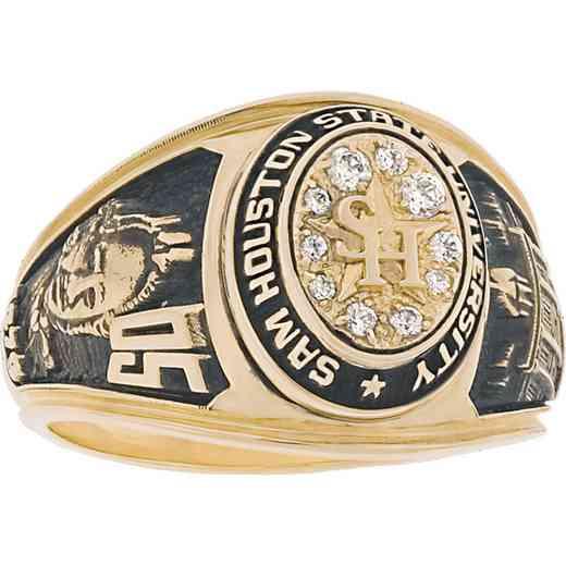 Sam Houston State University - Class Rings, Yearbooks and