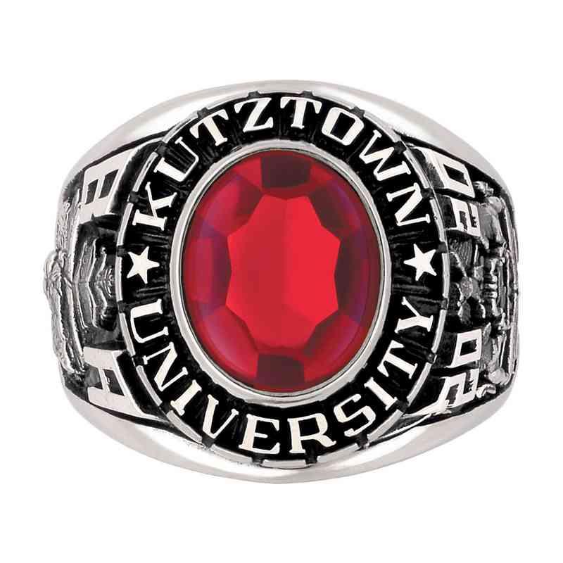 Kutztown University Men's Large Traditional Ring