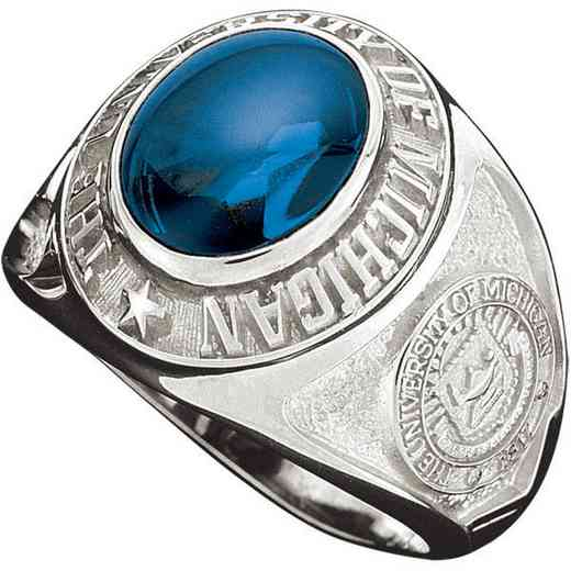 University of Michigan at Ann Arbor Official Ring Women's Traditional