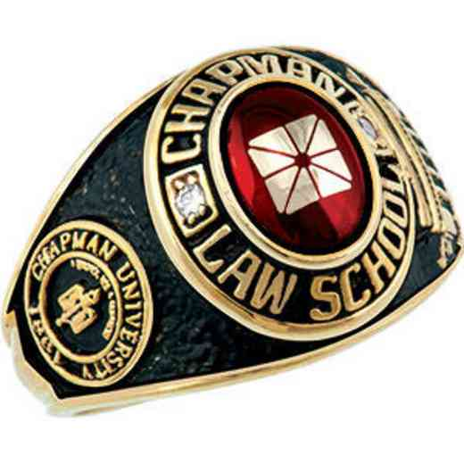 Chapman University School of Law Women's Traditional Ring