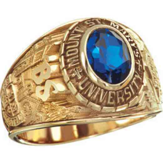 Mount Saint Mary's University Class of 2008 Women's Traditional Ring
