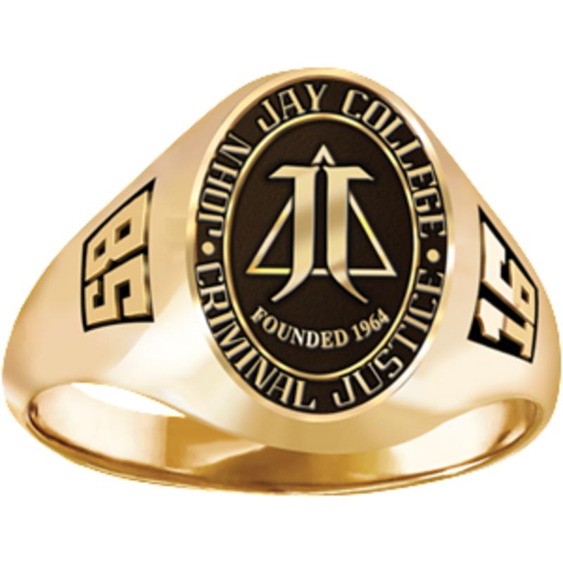Multi-Choice Standard Women's Round Medallion Signet Ring