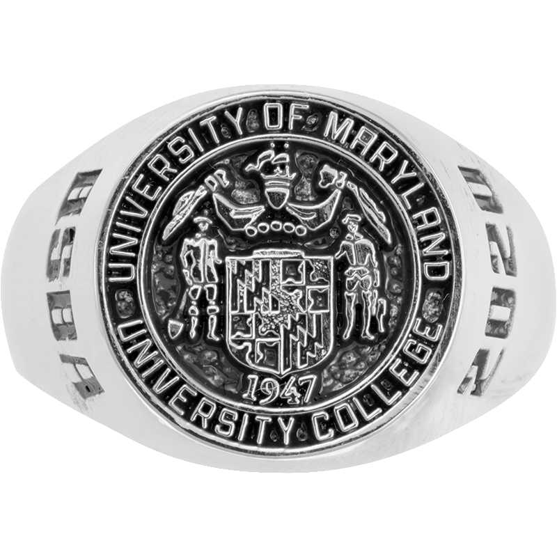 University of Maryland University College Asia Women's 4820S COL Ring