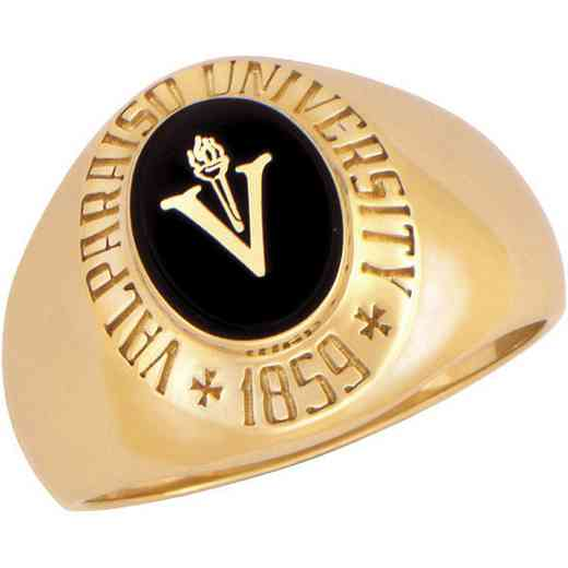 Valparaiso University Bookstore Women's Extra Small Signet Ring